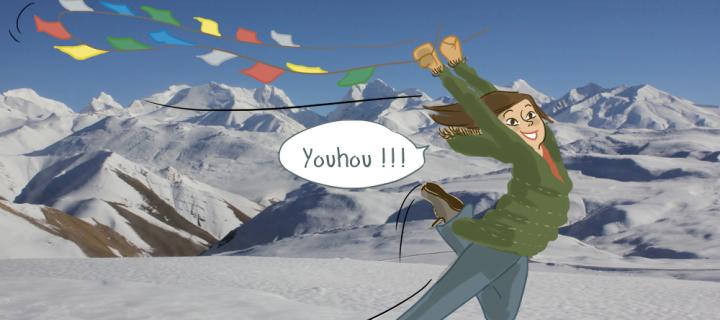 Roadtrip dans l'Himalaya. Episode 1