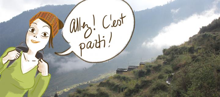 Une journée-type de trek au Népal