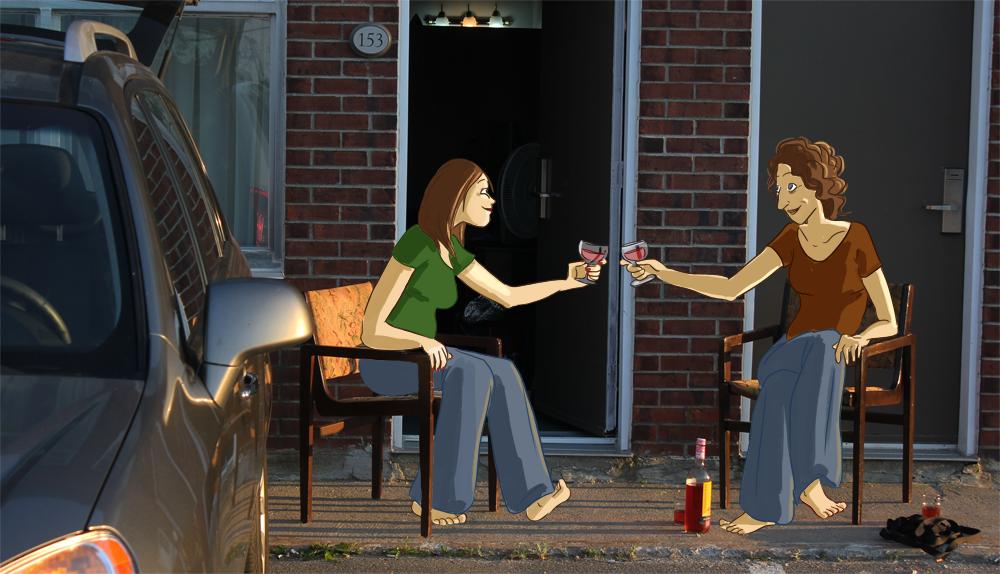 Rencontre des filles au canada
