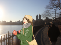 Mon voyage à New York, au son du jazz – 1