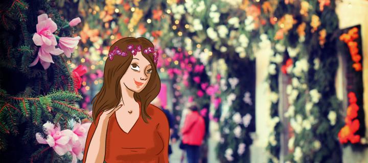 Festival Santa Croce : la fête des fleurs!