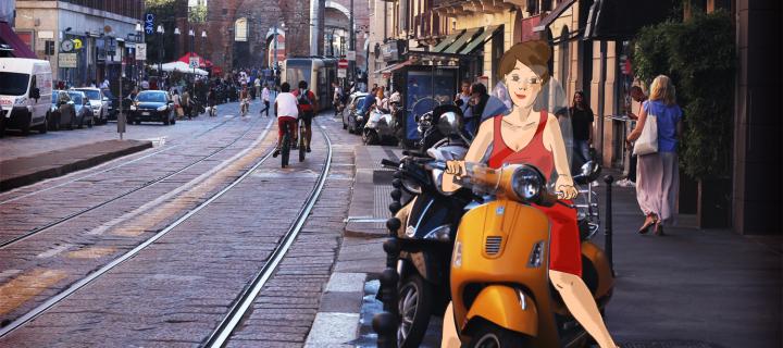 Visiter l'Italie, mon amour…