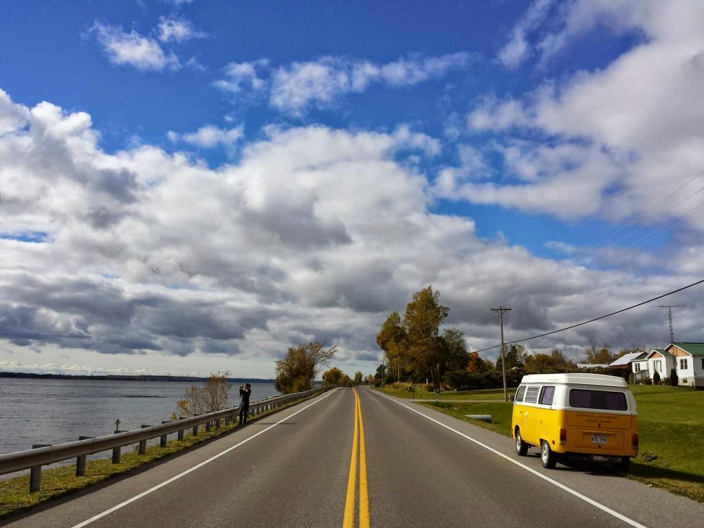 La Fille Voyage - Road trip Canada