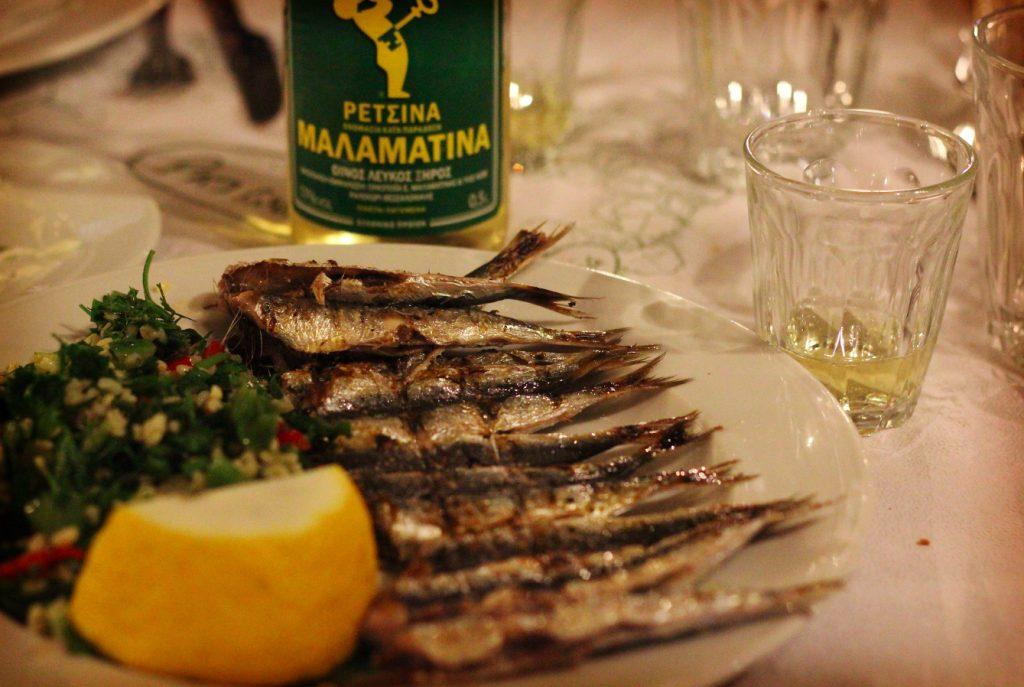 Athènes gastronomie