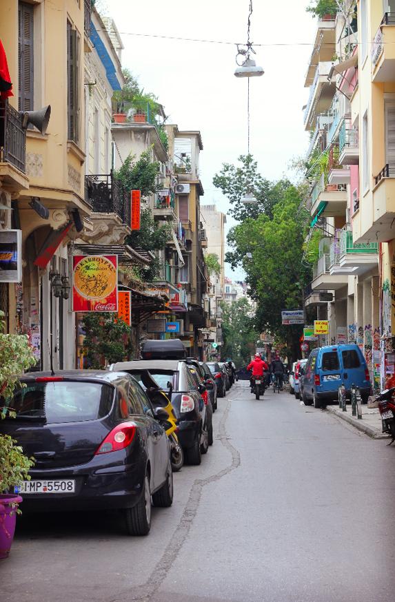 Athènes Exarchia
